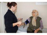 Mahallerde diyabet testlerine başlandı