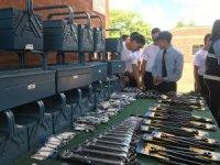 TİKA'dan Paraguay'da tarım meslek lisesine destek
