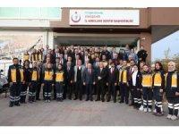 Eskişehir'e hayat verecek 4 yeni 112 istasyonu daha açıldı