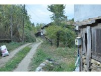 Bakır Madeni sahasında kalan Sepetci Küme evleri boşaltılıyor