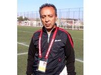 Kılıçaslan Yıldızspor Antrenörü Uyar: ''Tek hedefimiz Play-Off''