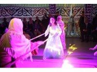 'Şanırak' müzikal tiyatro oyunu İstanbul'da ilk kez izleyicilerle buluştu