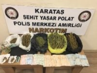 Uyuşturucu madde ticaretine suçüstü