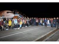 Vanlı öğrenciler bir haftalık geziye gönderildi