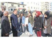 Hakkarili öğrenciler geziye gönderildi