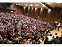 Hayati İnanç'tan konferans
