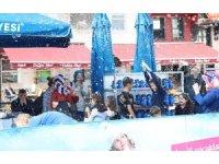 Mudanya Belediyesi'nden öğrencilere ara tatil hediyesi