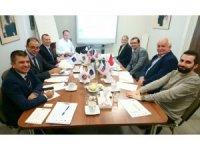 Mersin Büyükşehir Belediyesi ile Leszno Belediyesi arasında Odak Grup Toplantısı yapıldı