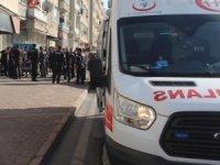 Polise saldıran zanlı yaralandı