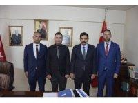 Ülkü Ocakları Genel Başkanı Ateş, Balıkesir'de