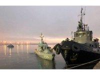 Rusya Kerç Boğazı'nda el koyduğu Ukrayna gemilerini iade ediyor