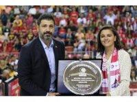 Fenerbahçe'nin yıldız oyuncusu Birsel Vardarlı'ya milli forma