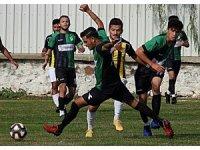 Alaçatıspor 1-0'lık skorla çıkışını sürdürdü