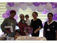 Prematüre bebekler Osmangazi'de buluştu