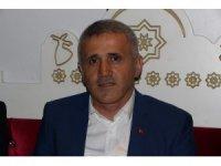 Türkiye Harp Malulu Gaziler Derneği'nden tanışma toplantısı