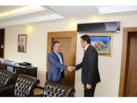 Kaymakam Bülent Karacan göreve başladı