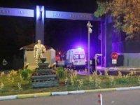 Milli Savunma Bakanlığı'ndan Şanlıurfa'daki patlama ile ilgili açıklama