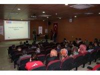 Elazığ'da 'Danışmanlık Tedbiri Eğitim' programı