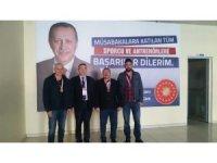 Gençlik ve Spor İl Müdürlüğü Personeli İle Öğretmenler Satranç Turnuvasında Bir Araya Geldi