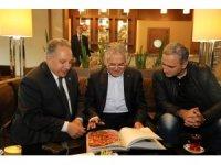 """Başkan Yalçın:""""Gastronomi Çalıştayı, yemek kültürümüzün tescili"""""""