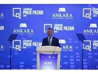 Cumhurbaşkanı Yardımcısı Oktay TechAnkara Proje Pazarı programında konuştu