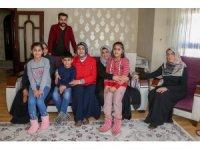 Vali Bilmez'in eşi Meral Bilmez'den Çocuk Evlerine ziyaret