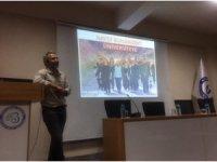 'Haydi Buharkent Üniversite'ye seminerleri başladı