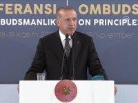Cumhurbaşkanı Erdoğan: Mültecilere 40 milyar dolar destek verdik