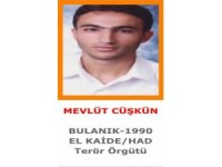 Suriye'den Türkiye'ye geçen 'turuncu' listedeki El-Kaide üyesi tutuklandı