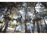 Şehitkamil'de okula ara eğitime devam