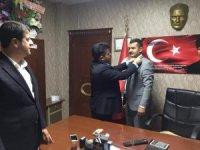 Kesmetepe Belediye Başkanı DSP'den CHP'ye geçti