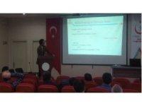 Akılcı Antibiyotik Kullanımı eğitimi  düzenlendi