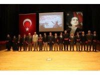 Kütahya'da 170 Kıbrıs gazisine Milli Mücadele Madalyası ve Beratı