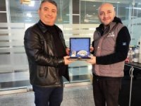 MÜSİAD Kütahya Şube Başkanı İsmail Tosun'un Kırgızistan ziyareti