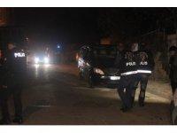 Gaziosmanpaşa'da park halindeki araca EYP atıldı