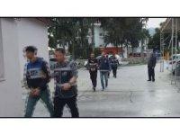 Datça'da 3 organizatör tutuklandı