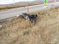 Kazadan sonra kaçan sürücü 5 saat sonra yakalandı
