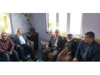 """""""Yaşlılarımızı ziyaret ederek devletimizle vatandaşımız arasındaki bağı güçlendiriyoruz"""""""