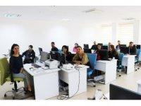 Gençlik Merkezinin bilgisayarlı muhasebe kursuna ilgi