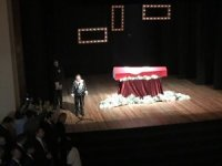 Yıldız Kenter için Kenter Tiyatrosu'nda tören düzenlendi