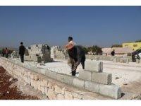 Suriye'de Erbakan'ın ismi verilen okul inşa ediliyor