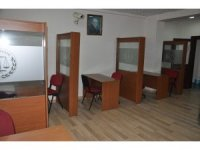 Mersin Cezaevi'ndeki avukat görüşme odaları modernize edilecek
