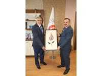 Başkan Bozkurt'tan Demirci'ye ziyaret