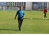 Çaykur Rizespor'da sakatlıklar İsmail Kartal'ı düşündürüyor