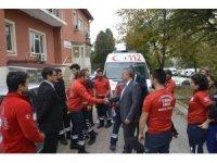 Edirne UMKE ekibi Barış Pınarı Harekatı'ndan döndü