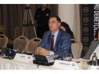 İslam İşbirliği Teşkilatı Ombudsmanlar Birliği Yönetim Kurulu Başkanı Şeref Malkoç oldu