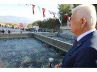 Seydikemer, Eşen Atıksu Arıtma Tesisi Açılışı Yapıldı