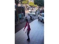Antalya'da patenci çocuğa, otobüs şoföründen tokatlı dayak