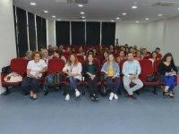 Mersin Büyükşehir'de personele 'Pnömoni ve Aşılar' eğitimi verildi