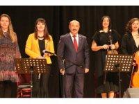 Kütahyalı müzik öğretmenlerinin konser etkinlikleri